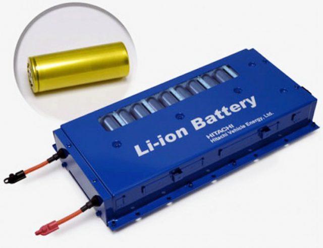 litijum-jonske baterije