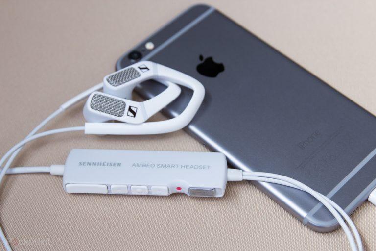 Jedinstvene Sennheiser Ambeo pametne slušalice snimaju svet oko vas
