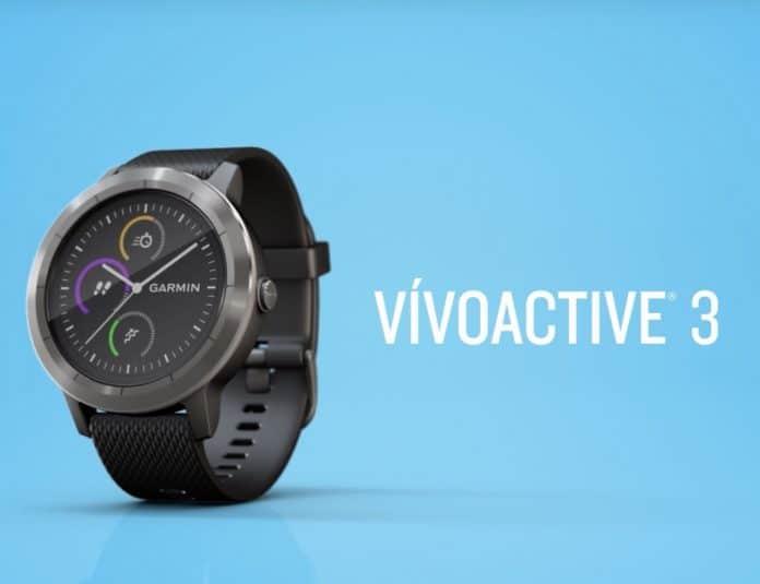 vivoactive 3