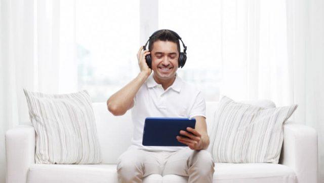 uživanje u muzici