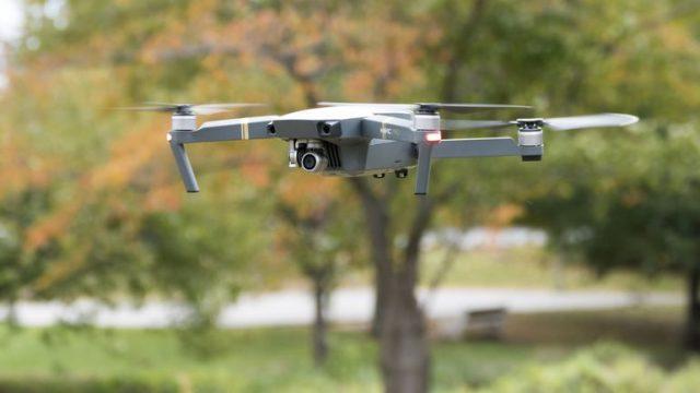 ko može da upravlja dronom