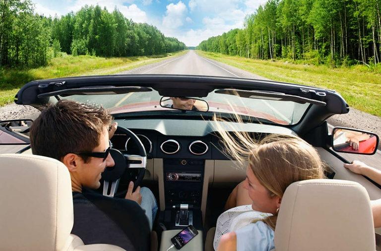 Kako muzika povoljno utiče na vožnju
