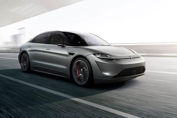 CES 2020 - Sony predstavio automobil